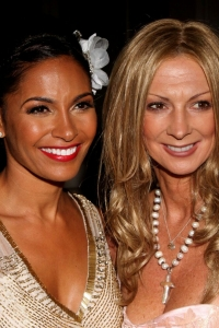 Salli Richardson Whitfield and Julie Miles